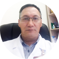 Dr. Rahatbek Aralbaev