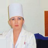 Aydzhamal Kurbanova